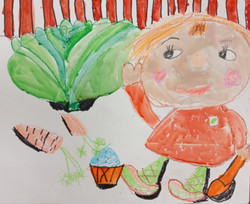 Жавыркина Алиса, 6 лет