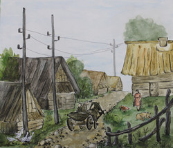 Овсянкина Екатерина,13 лет
