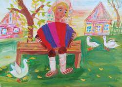 Ткачук Алиса 8 лет