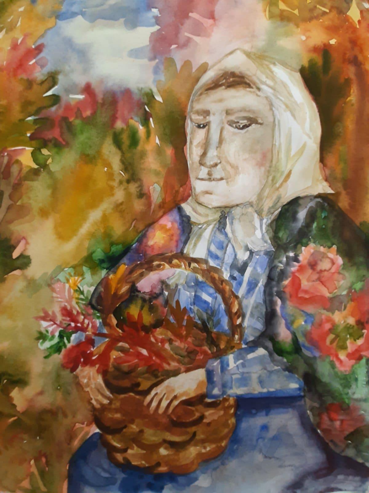 Шерстобитова Ксения, 15 лет