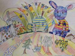 Бодриченкова Лиза, 8 лет