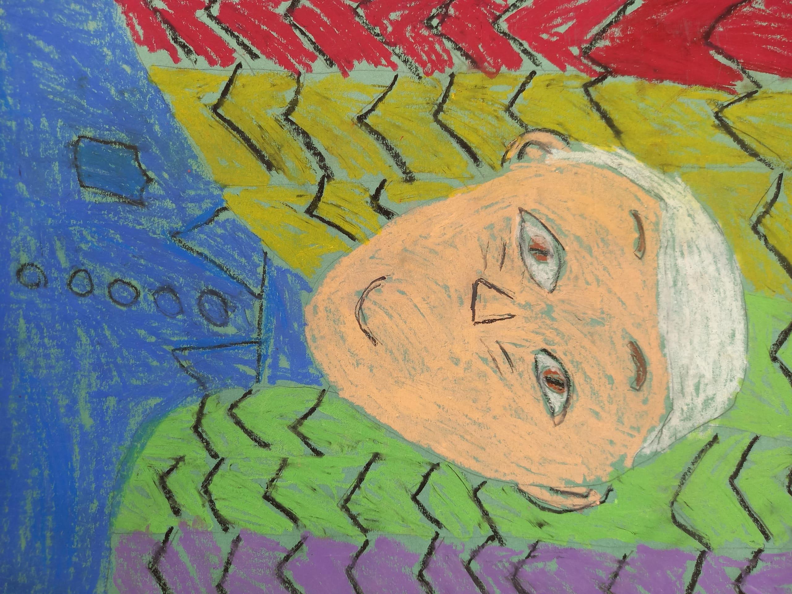 Бахшиев Дауд, 8 лет