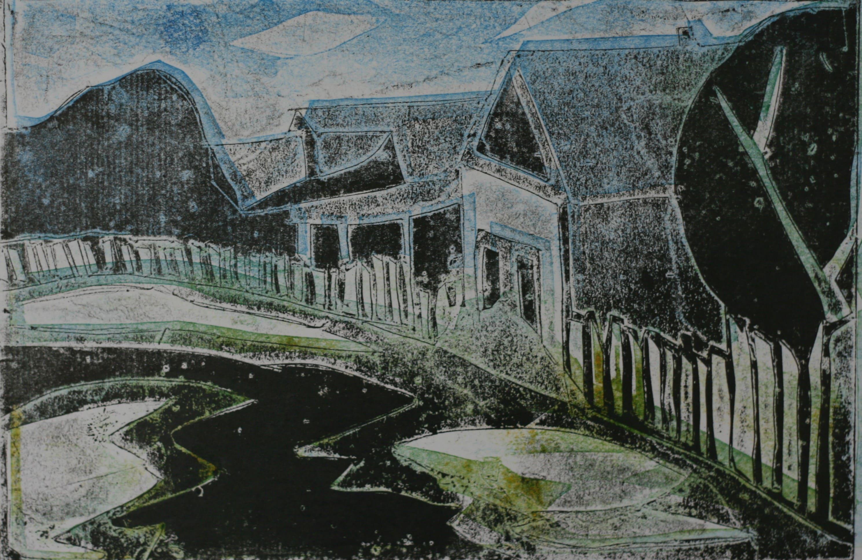 Стерлягова Варвара, 13 лет, В деревне, ц
