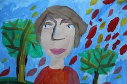 Рассказова Ульяна, 8 лет