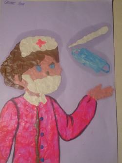 Саенок Вера, 4 года