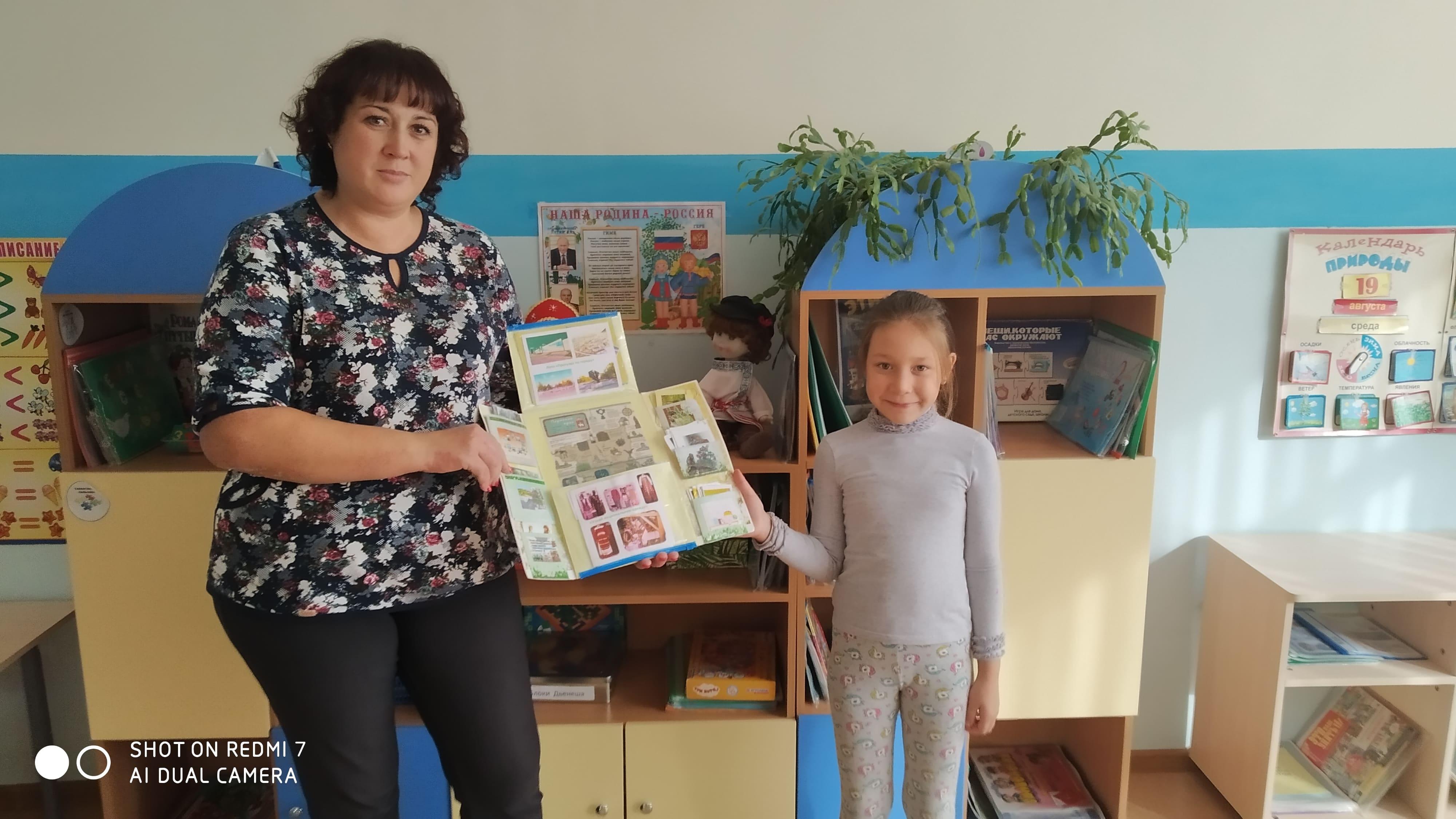 Семья Шарафутдиновой Алины, 6 лет