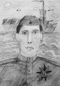 Горбачева Екатерина 6 лет
