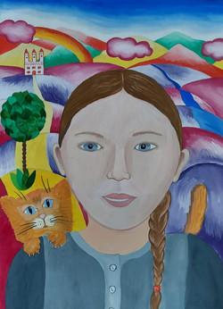 Птухина Яна,10 лет