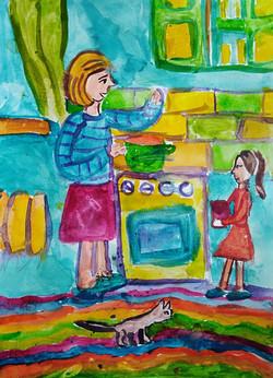 Панькина Виктория, 8 лет