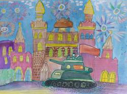 Тухватулина Елизавета, 9 лет