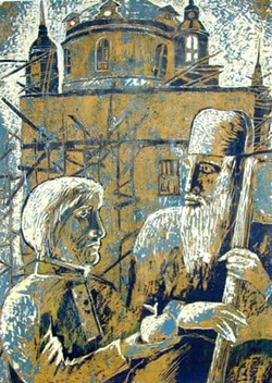 Комова Анастасия 13л - возрождение храма
