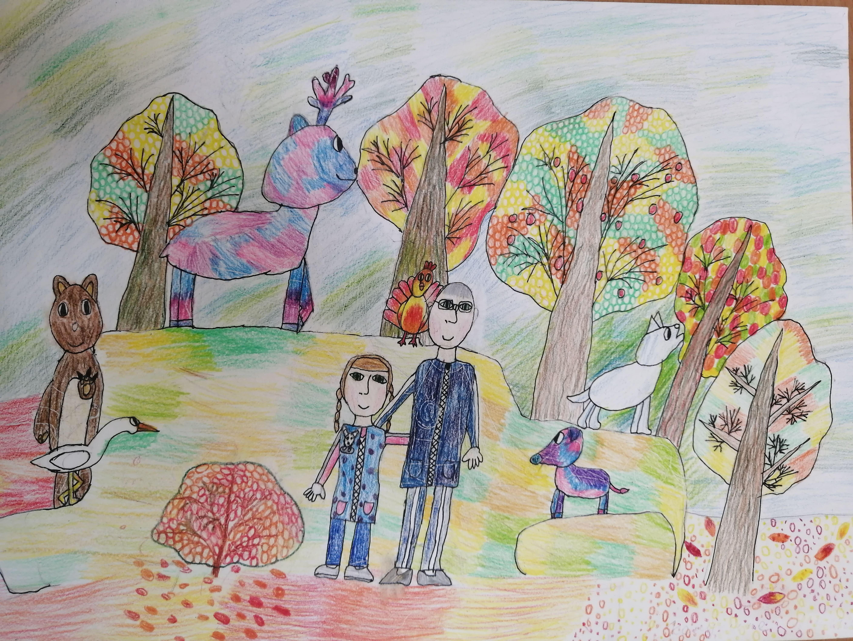 Колунина Настя, 8 лет