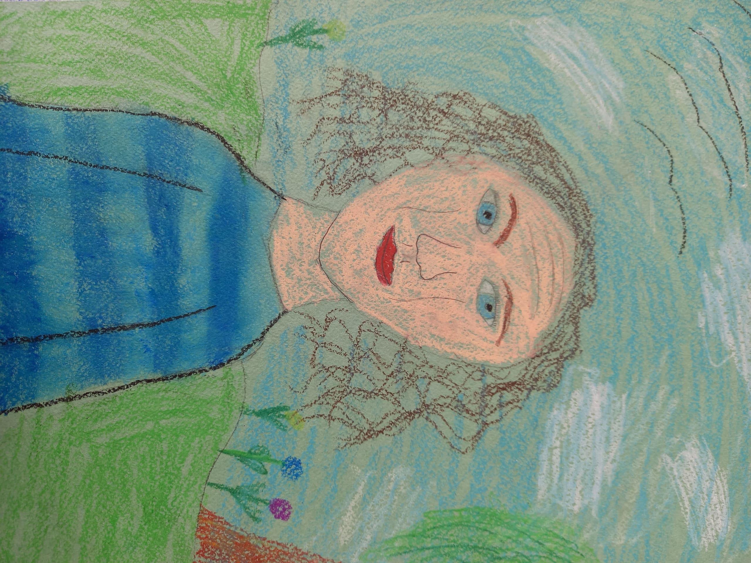 Давыдова Александра, 8 лет