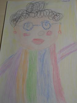 Танская Милана, 4 года