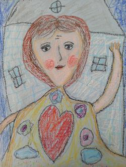 Вожаченко Елизавета, 8 лет