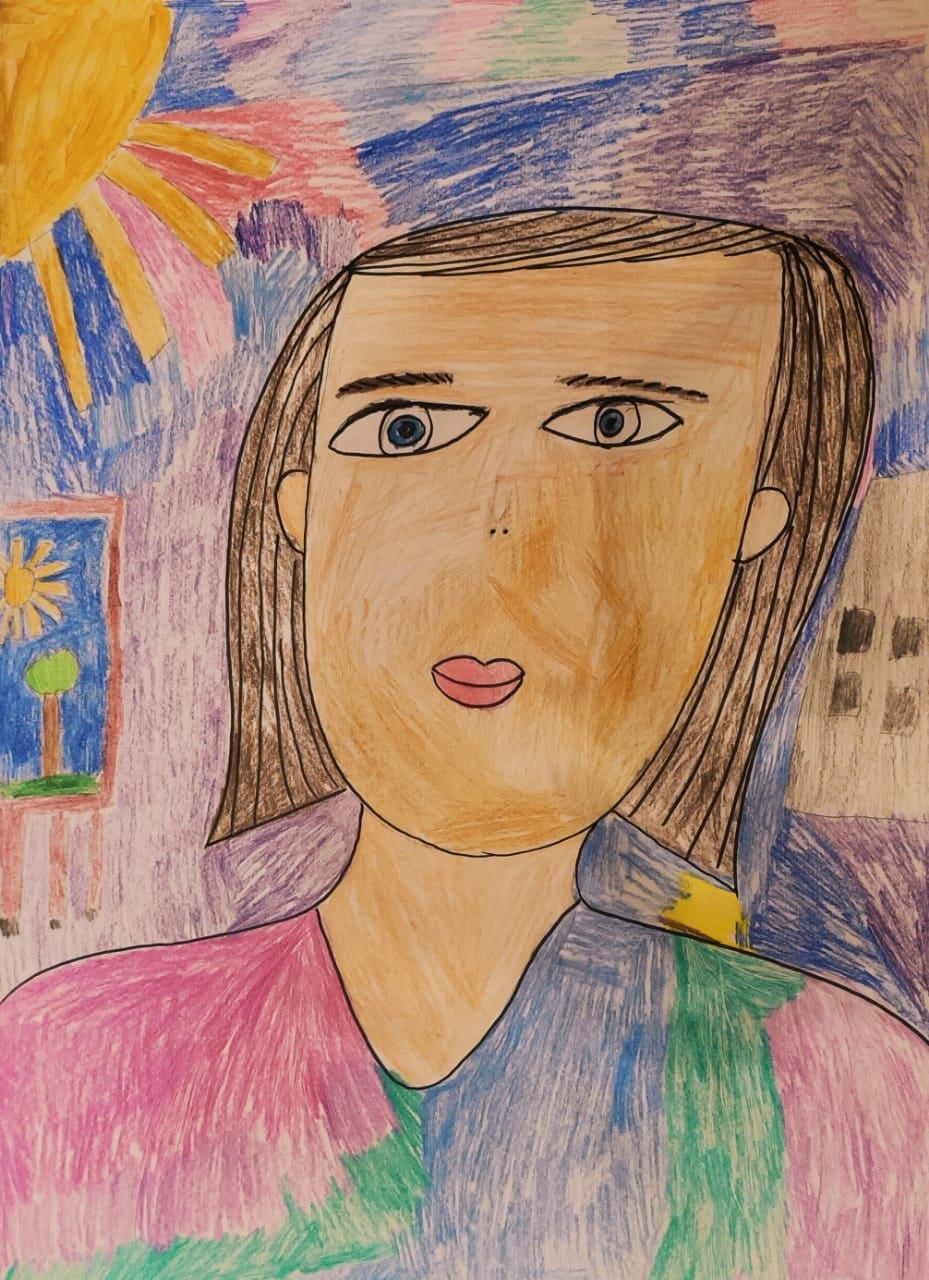 Чемакина Виолетта , 10 лет