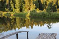 Сысолетин Игорь, 11 лет. Озеро
