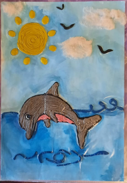 Мамаев Дания, 7 лет
