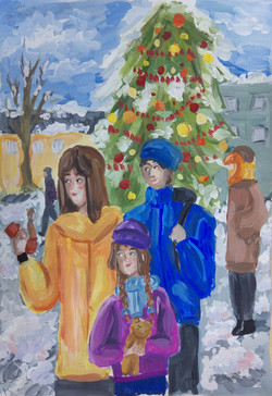Ерукова Александра, 12 лет