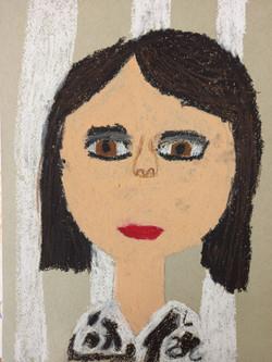 Окмянская Михелина, 8 лет