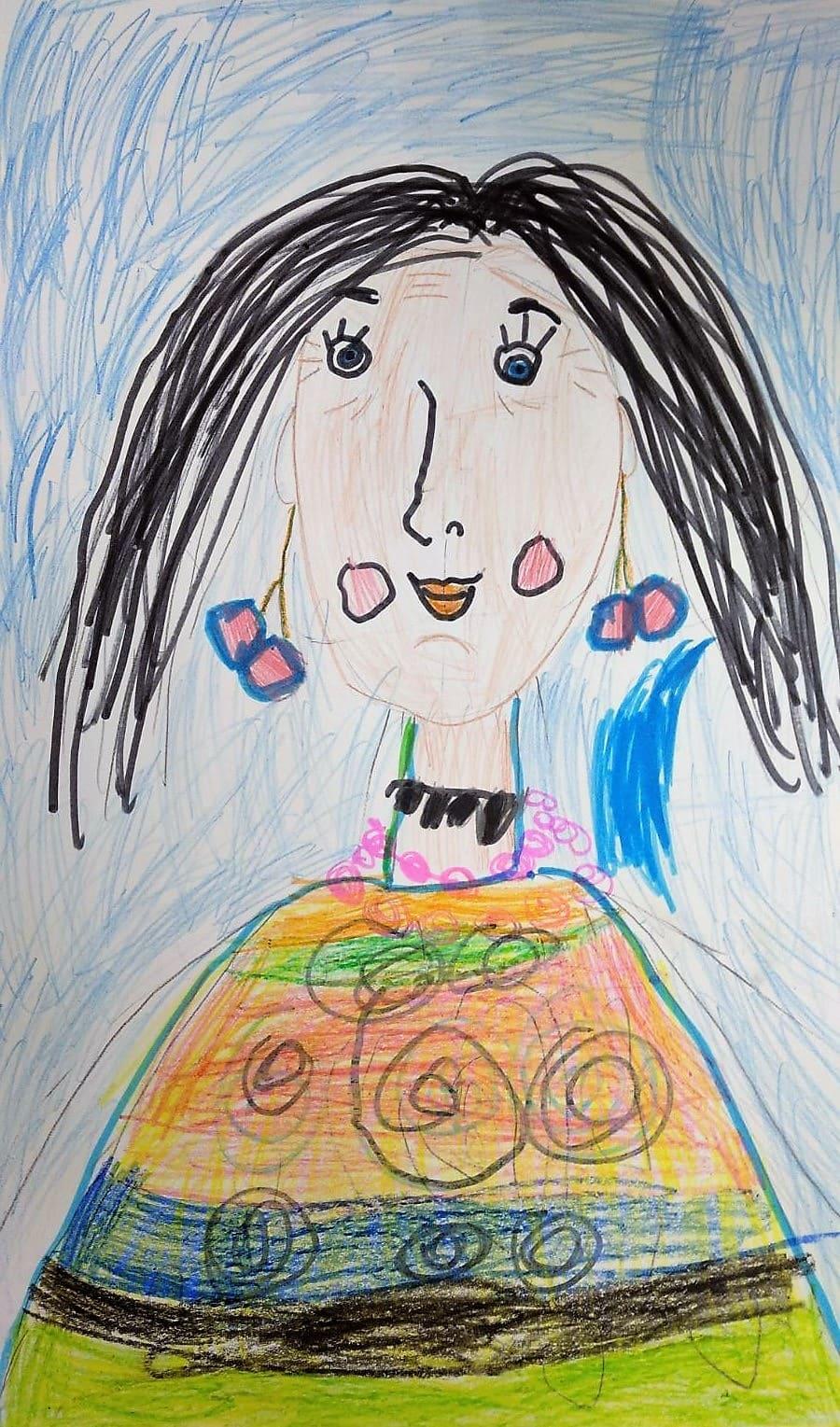 Лохвицкая Кристина,7 лет