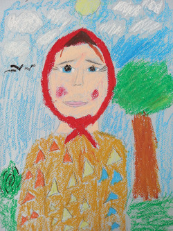 Редькина Яна, 9 лет