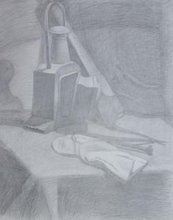 Лауреат II степени Солоха Дарья, 14лет,