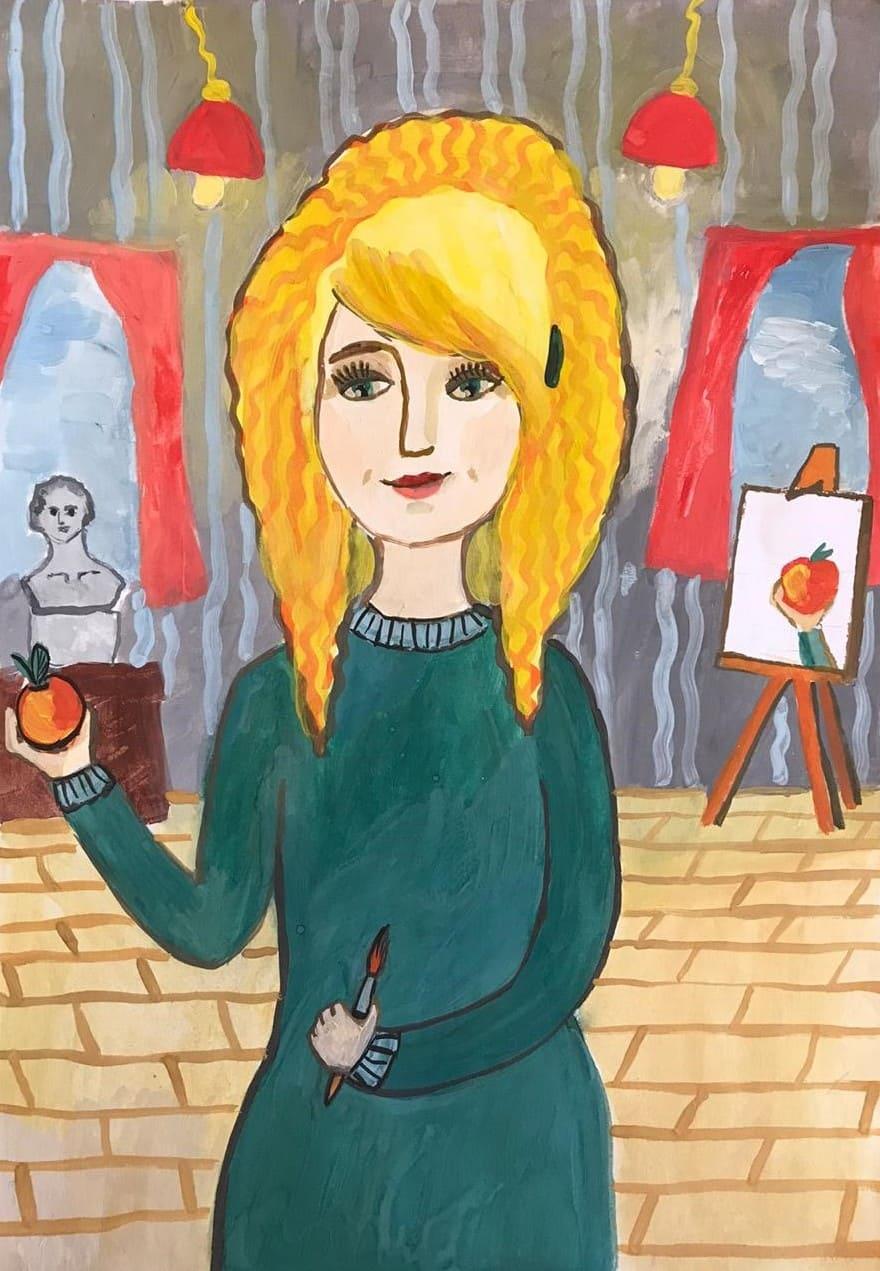Киселева Полина 11 лет