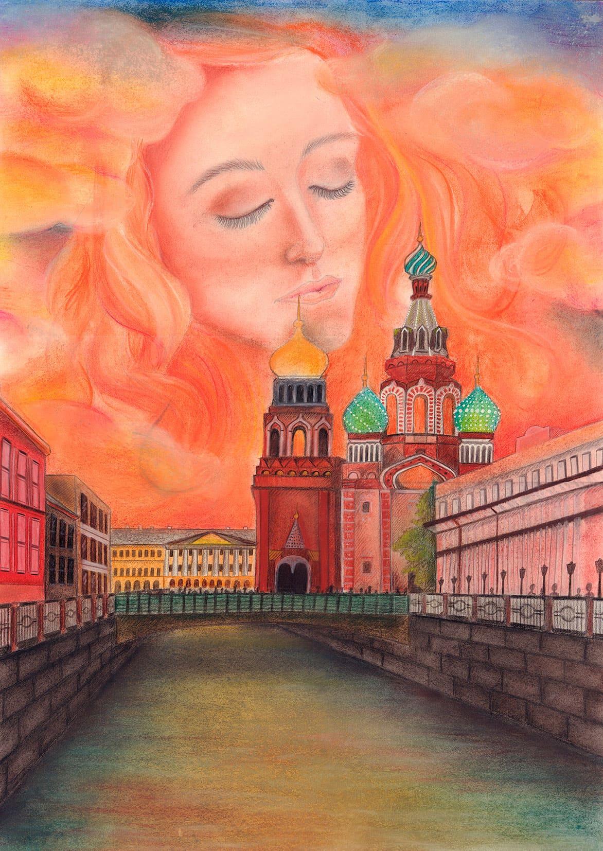 Кормишина Олеся, 16 лет