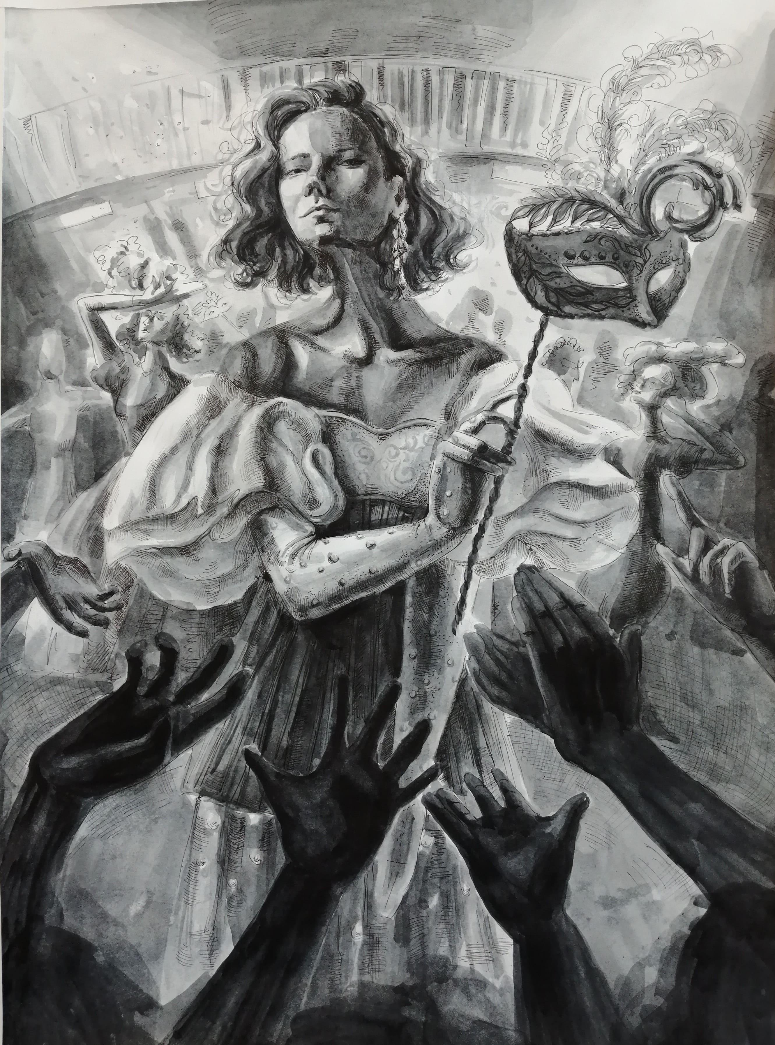 Голицына Софья 15 лет