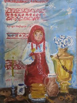 Тетерева Ульяна,12 лет