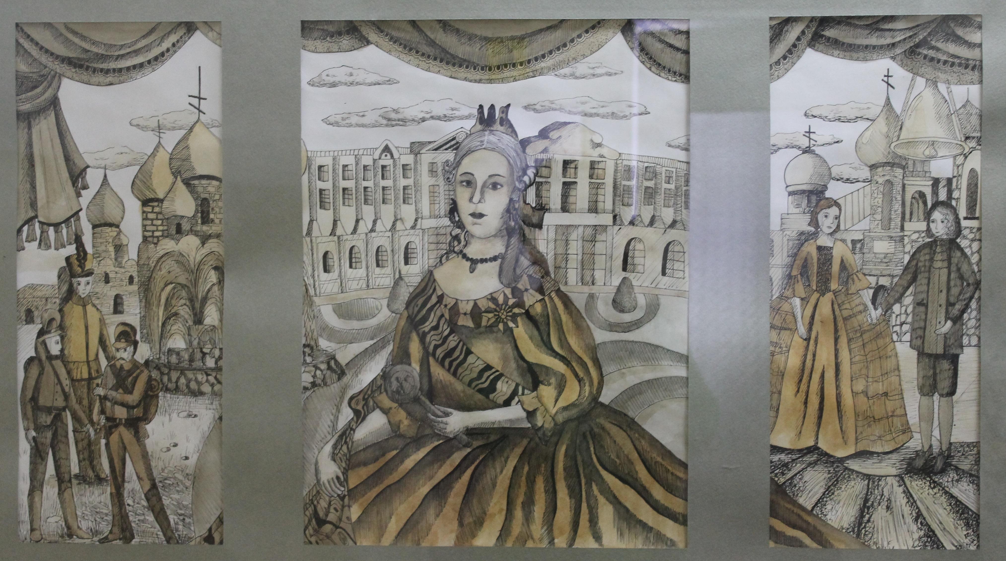 Мухлынина Анастасия 14 лет