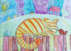 Андрюшаева Даша,8 лет