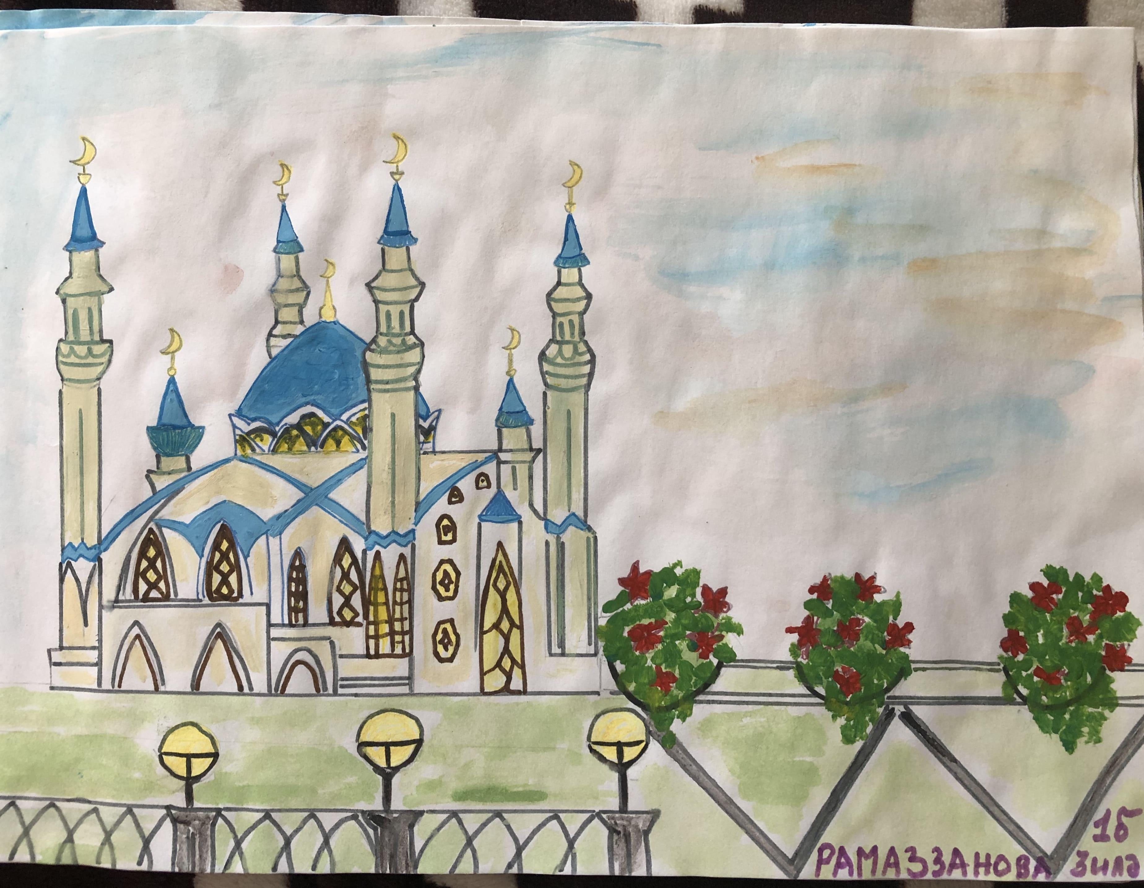 Зиля Рамаззанова, 8 лет (2)
