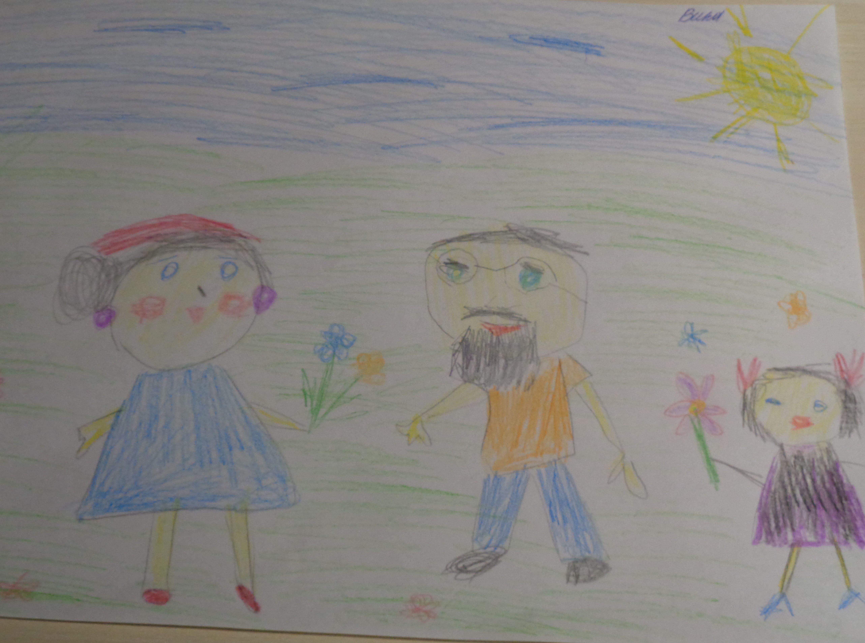 Струк Виктория, 4 года