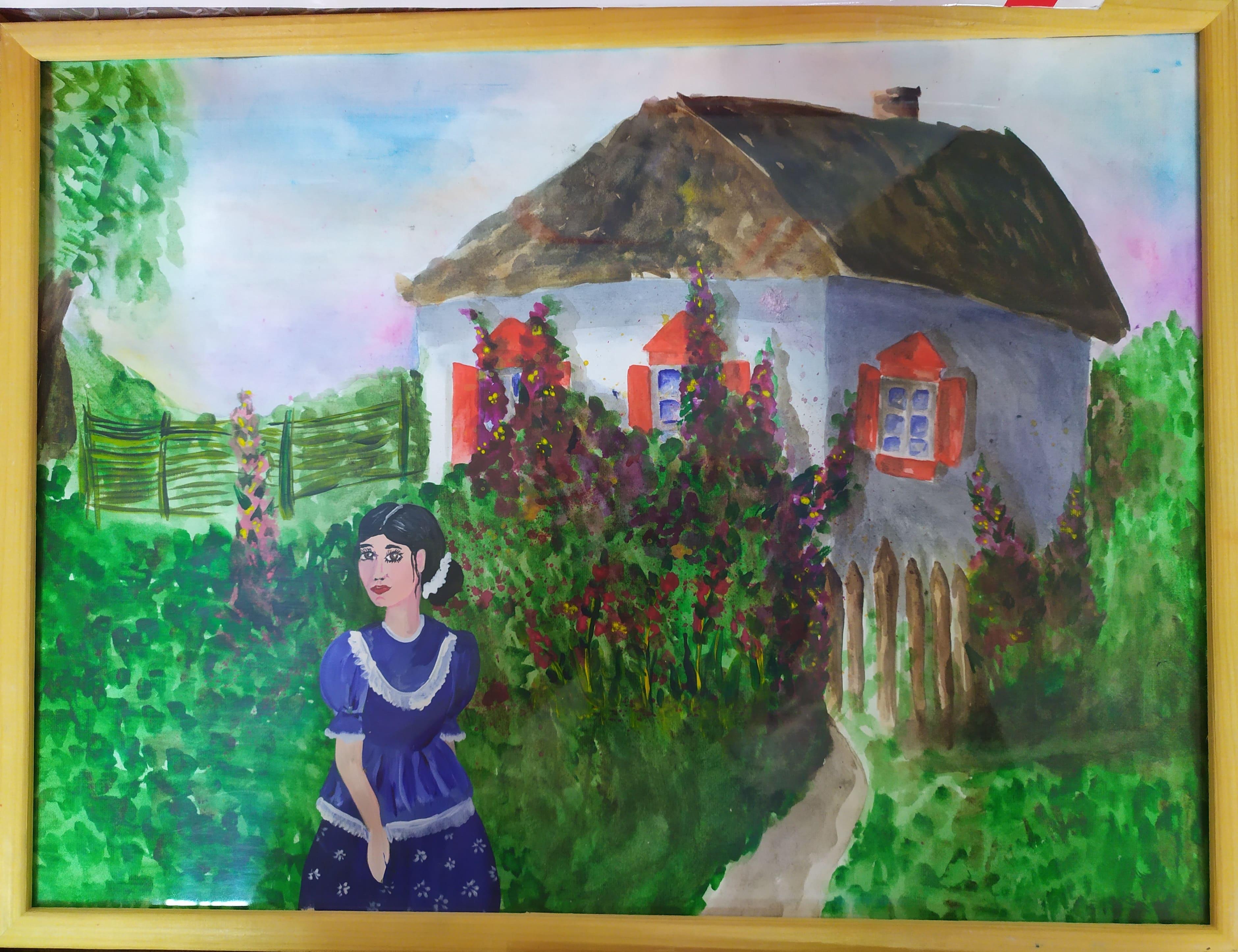 Яковлева Юлия, 15 лет
