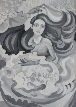 Бояринцева Полина, 15 лет