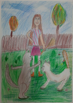 Грибанова Екатерина, 9 лет