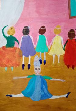 Суходолова Анастасия, 10 лет