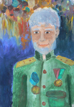 Гафурова Анна 11 лет