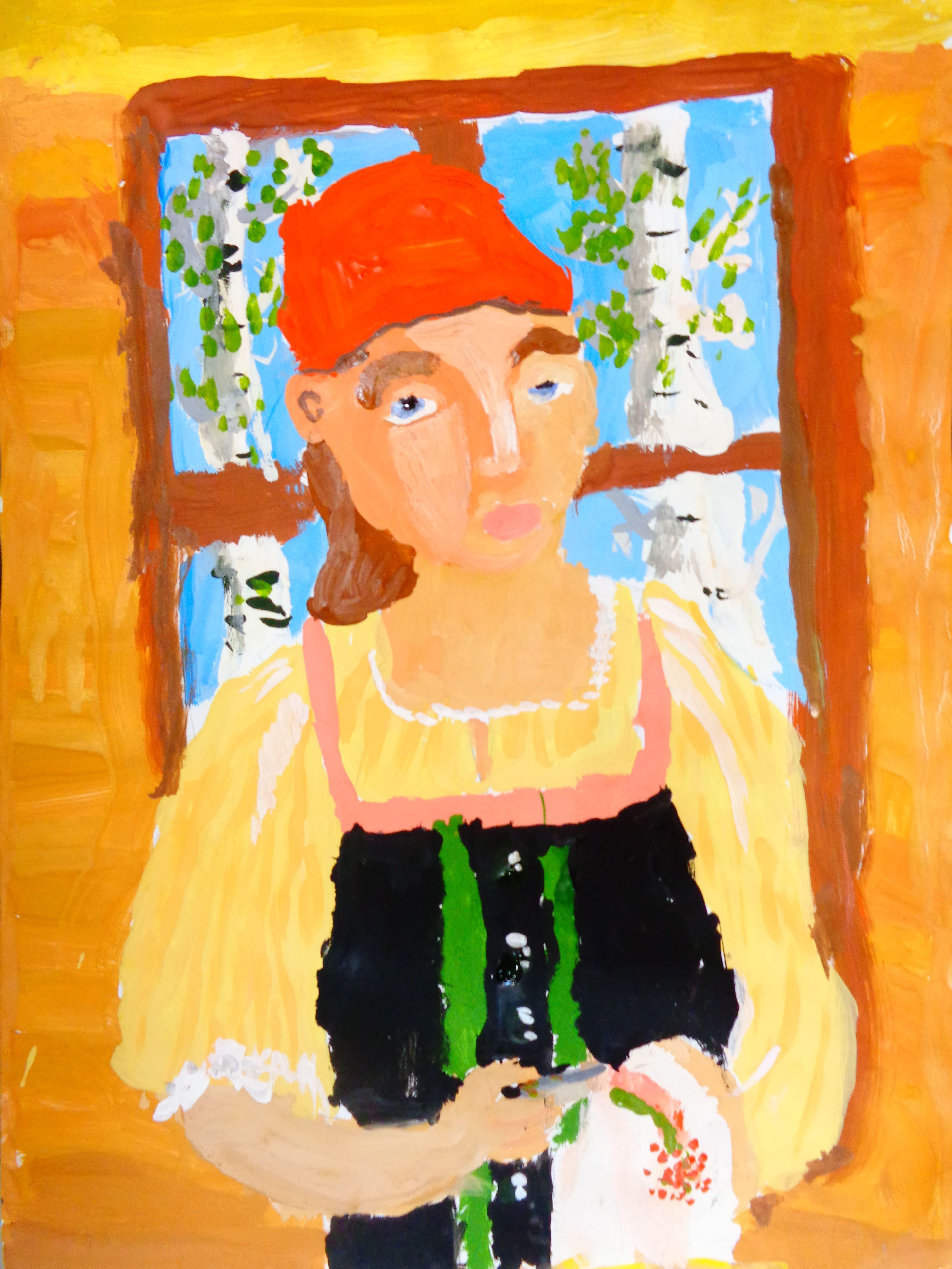 Тетерина Милослава, 8 лет