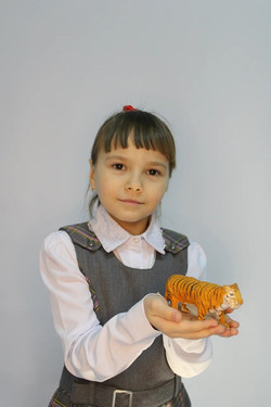 Зыбина Виктория, 8 лет