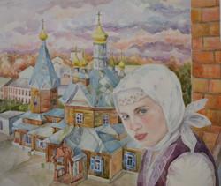 Лауреат II степени Лобко Анастасия, 15 л