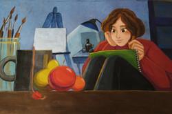 Скрипова Таиья, 14 лет