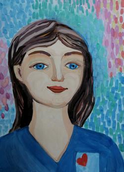 Баранова Александра, 14 лет