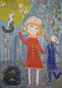 Щелкунова Алиса, 9 лет