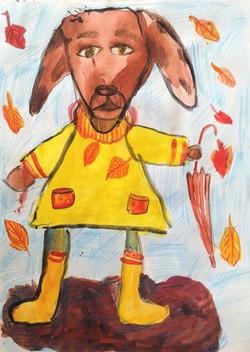 Нерсисян Ваге, 9 лет