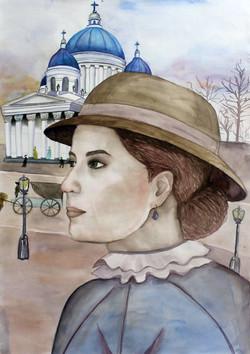 Шишкина Анна, 15 лет