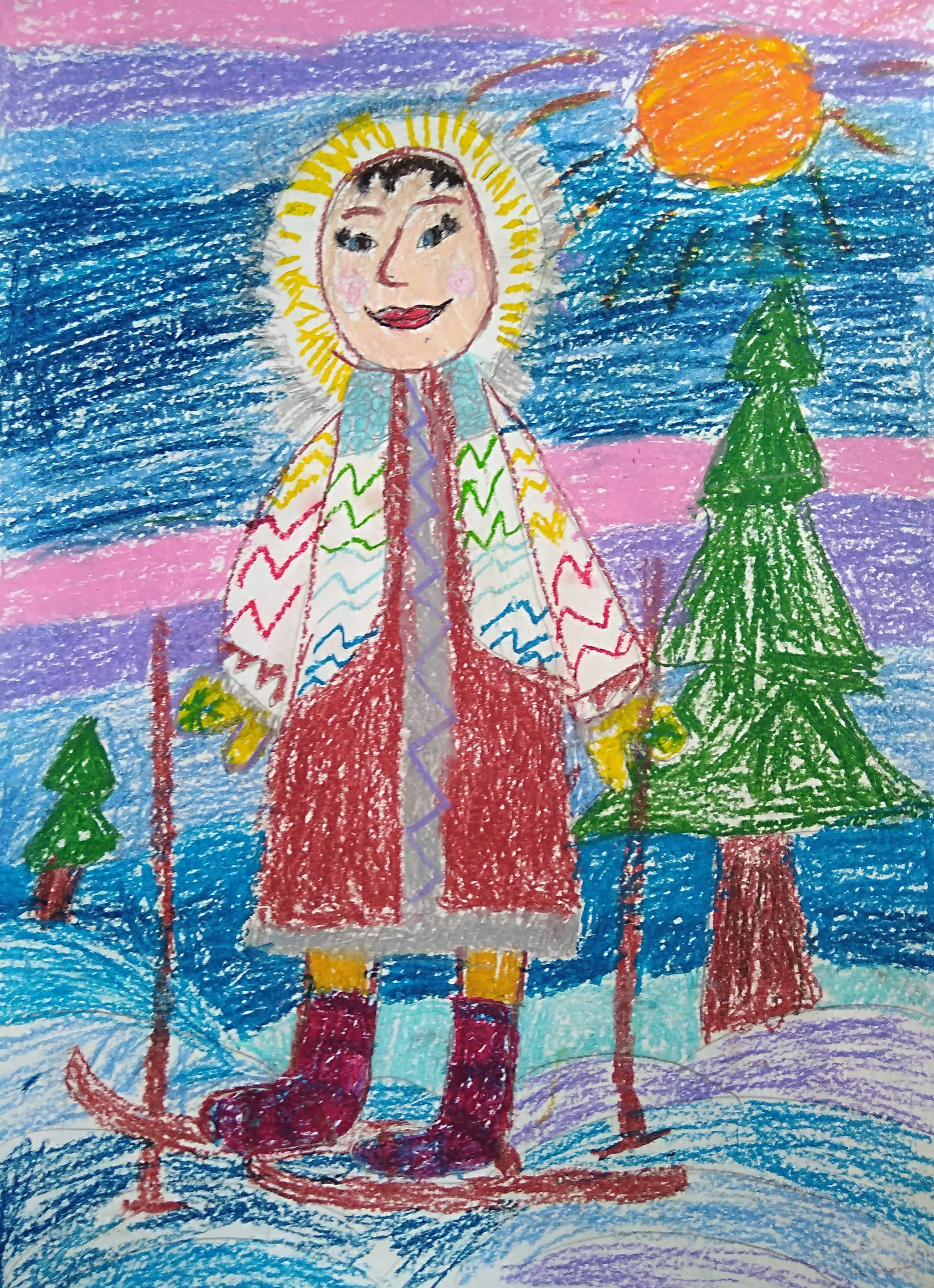 Роскова Анастасия, 9 лет