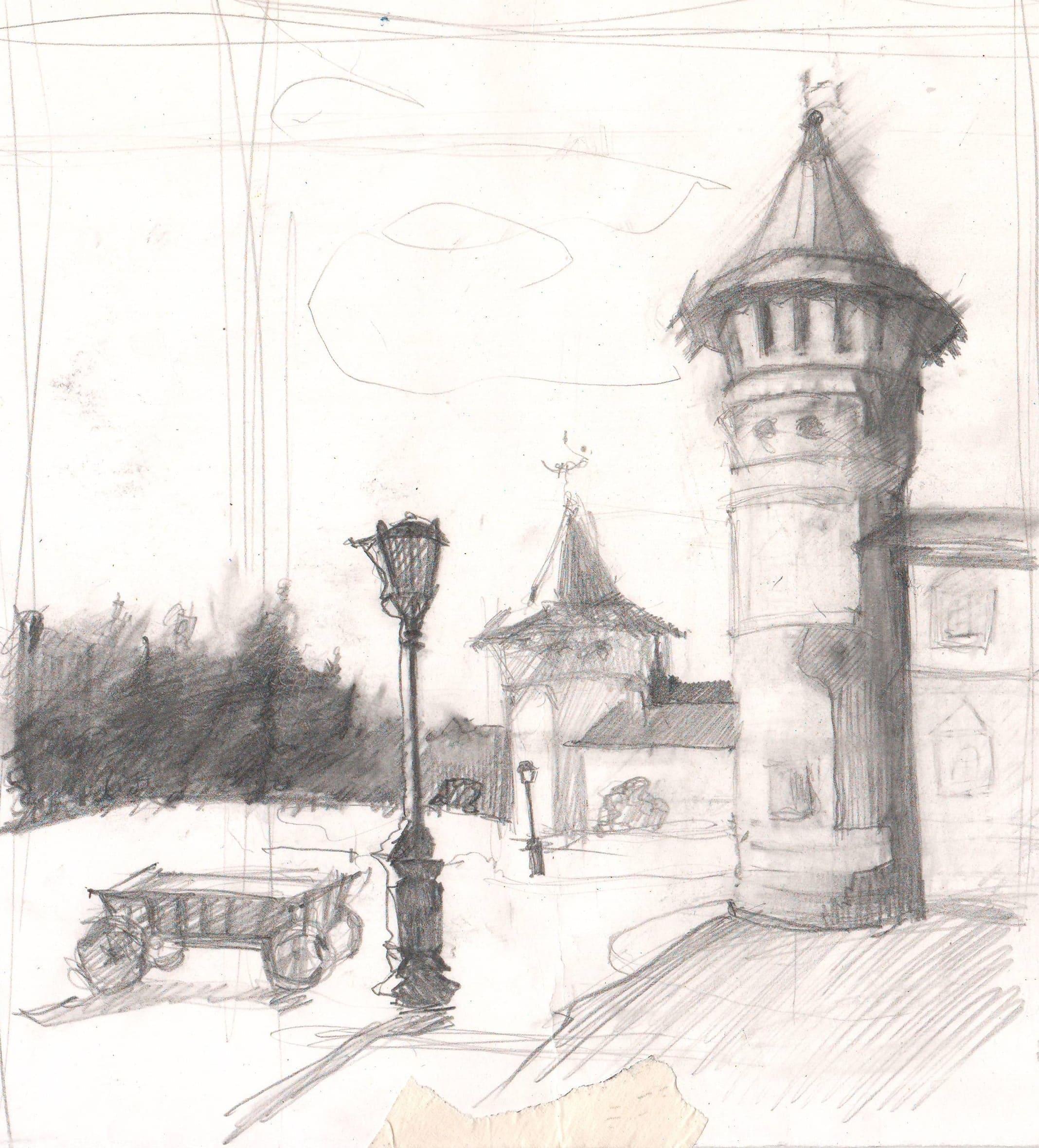 Айимухаметова Алина, серия работ